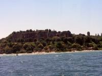 Sirmione, Blick vom Gardasee