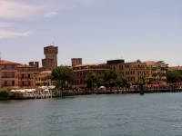Bardolino, Ansicht vom Gardasee