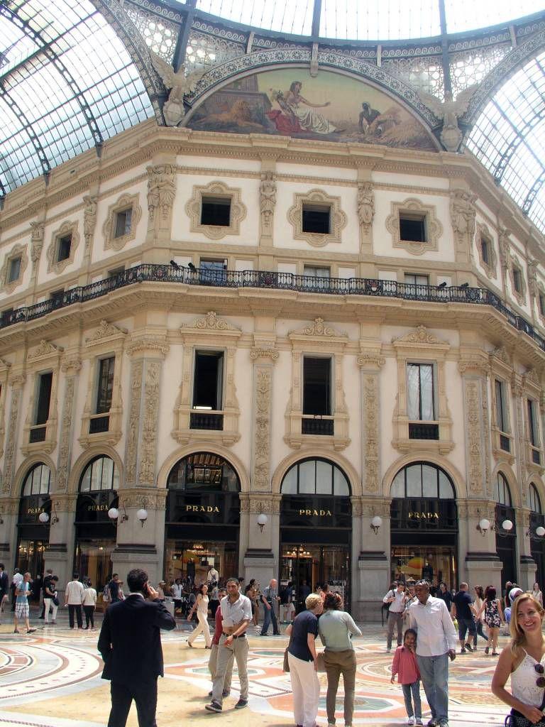 Mailand, Galleria Vittorio Emanuele II