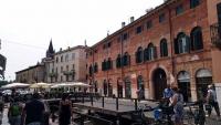 Verona, Umgebung der Porta Leoni