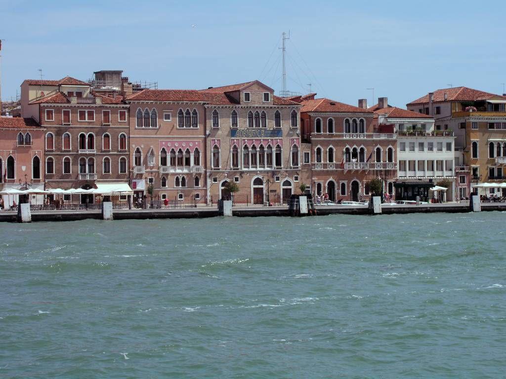 Venedig, Blick Richtung Guidecca