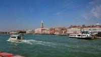Venedig, Blick auf die Wasserfront