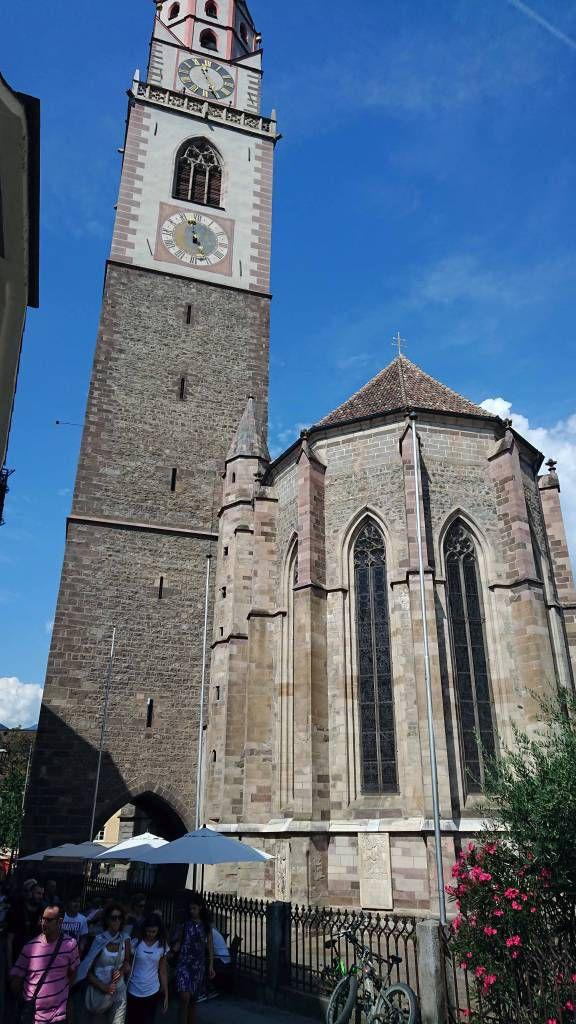Meran, Sankt Nikolaus Kirche