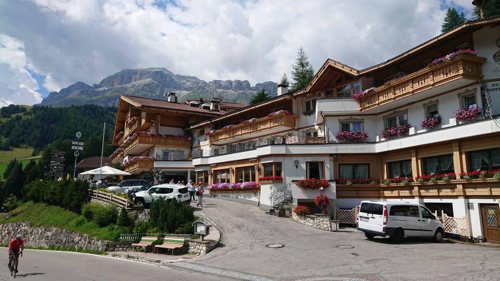 Arabba, Hotel Olympia