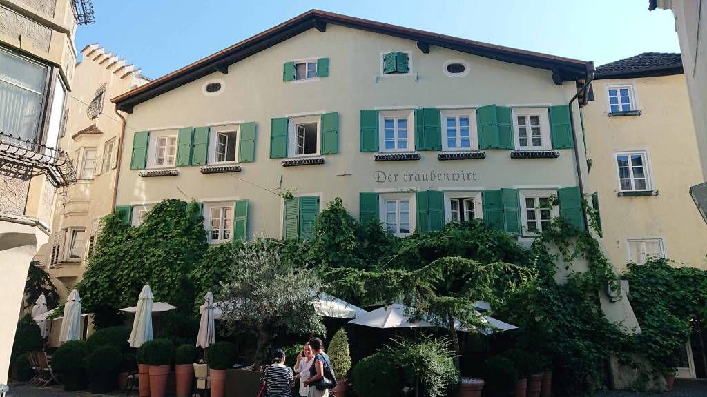 Brixen, Traubenwirt