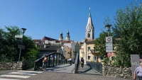 Brixen, Ponte delle aquile