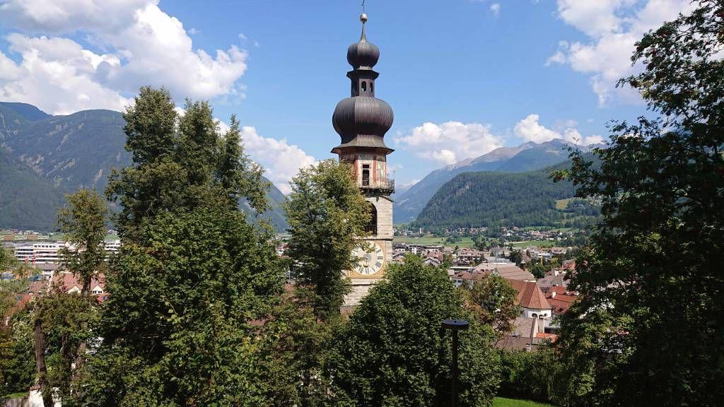 Bruneck, Rainkirche