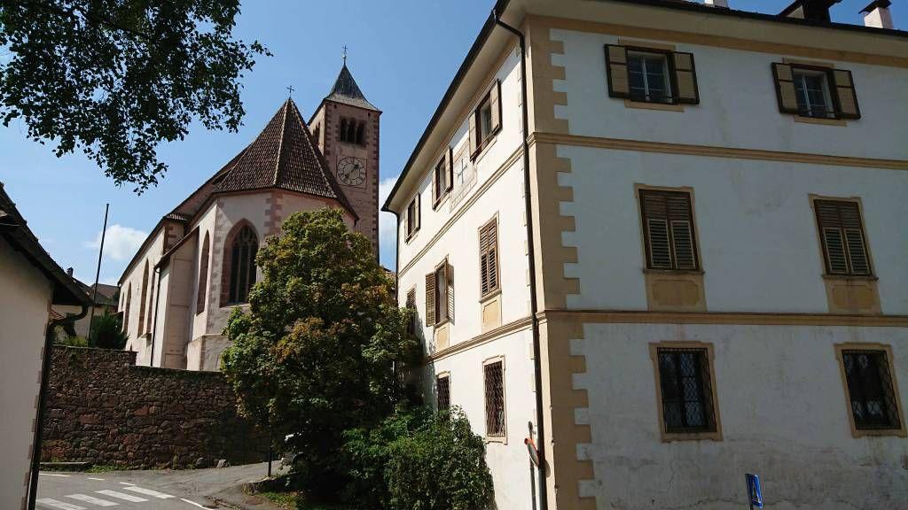 Lengmoos, Kirche Santa Maria Assunta