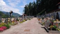Lengmoos, Friedhof