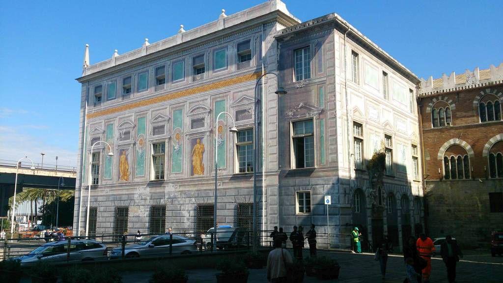 Genua, Palazzo San Giorgio