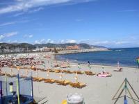 Loano, Strand