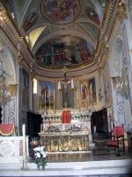 Portofino, die San Giorgio Kirche