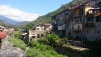 Ligurien, Isolabona, Gebäude