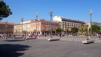Nizza,  Masséna Platz