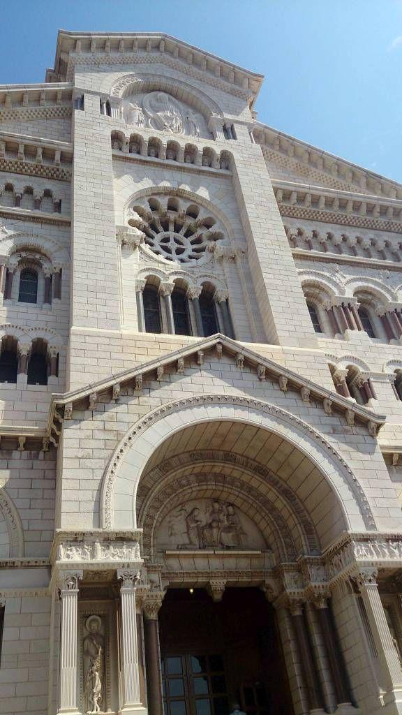 Monaco, Kathedrale
