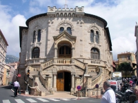 Monaco, Justizpalast