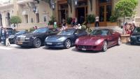Monaco, Monte-Carlo, vor dem Kasino