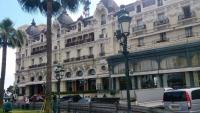 Monaco, Monte-Carlo, Hotel de Paris
