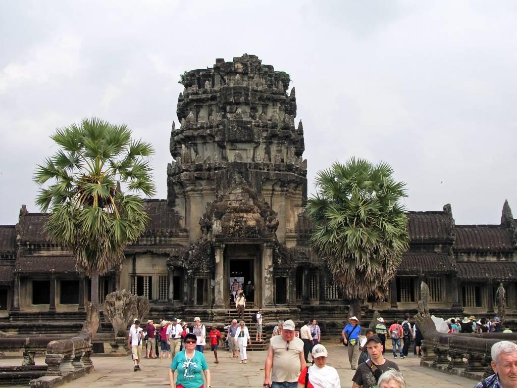 Siem Reap, Angkor Wat Tempel