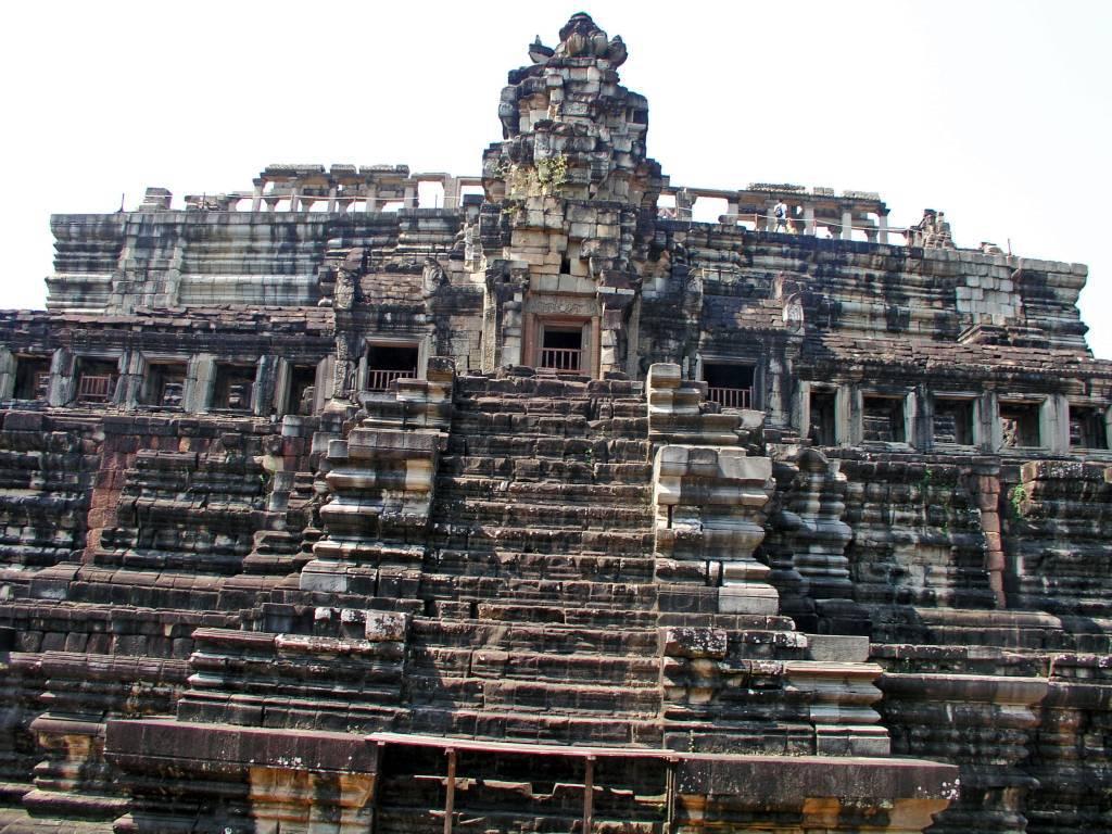 Siem Reap, Angkor Thom, Baphuon Tempel