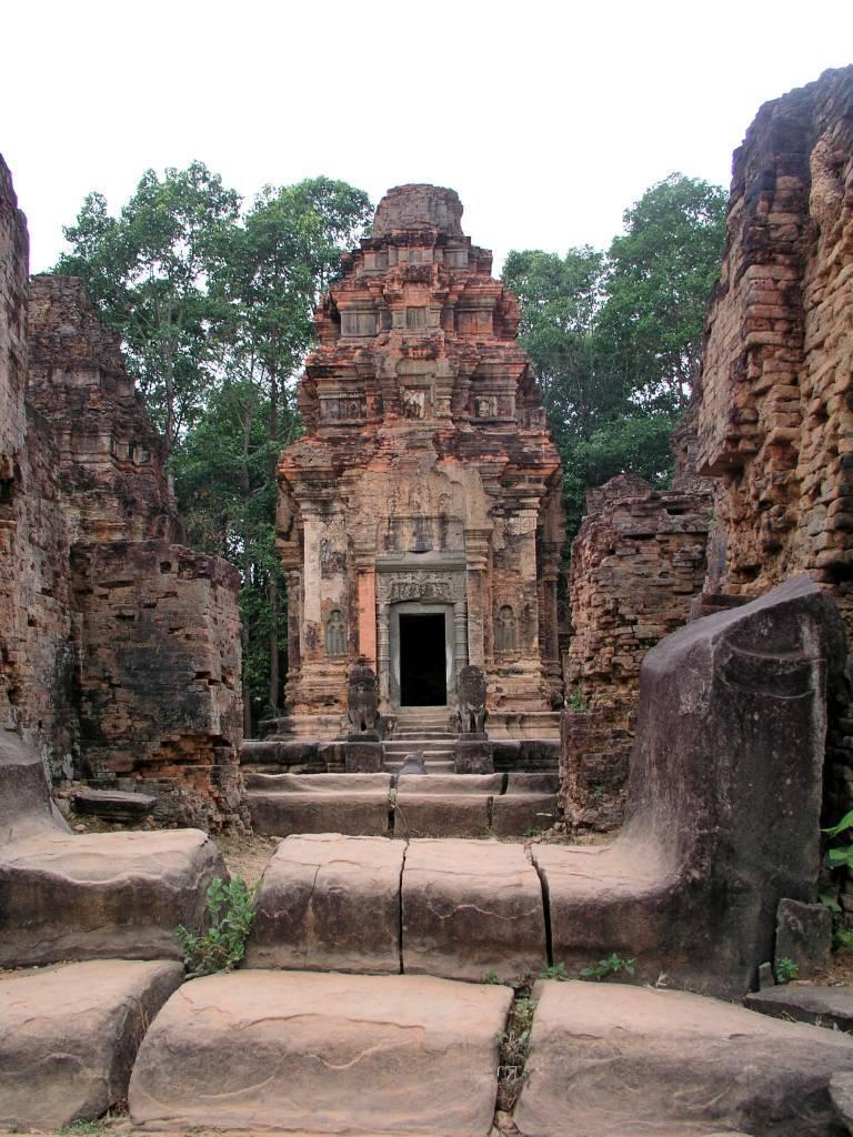 Siem Reap, Prasat Preah Ko Tempel