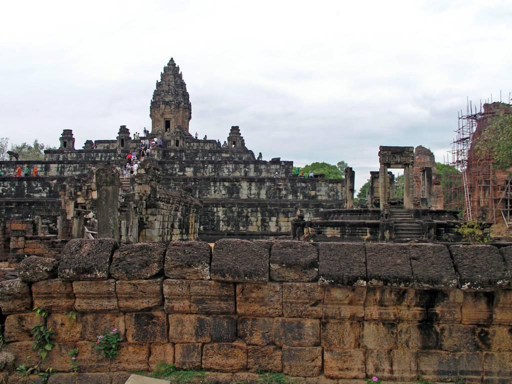 Siem Reap, Wat Bakong Tempel
