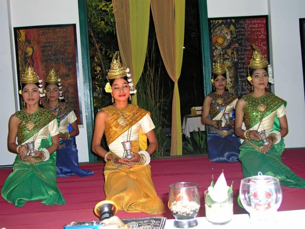 Siem Reap, Volkstanz
