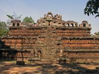 Siem Reap, Angkor Thom, Phimeanakas Tempel