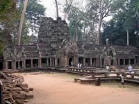Siem Reap, Ta Phrom Tempel