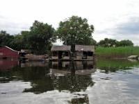 Siem Reap, Schwimmende Dörfer