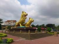 Sihanoukville, Löwenstatue
