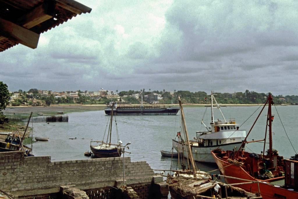 Mombasa, Altstadt