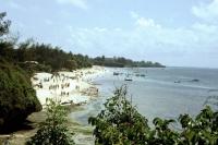 Coral Beach Hotel, Strand