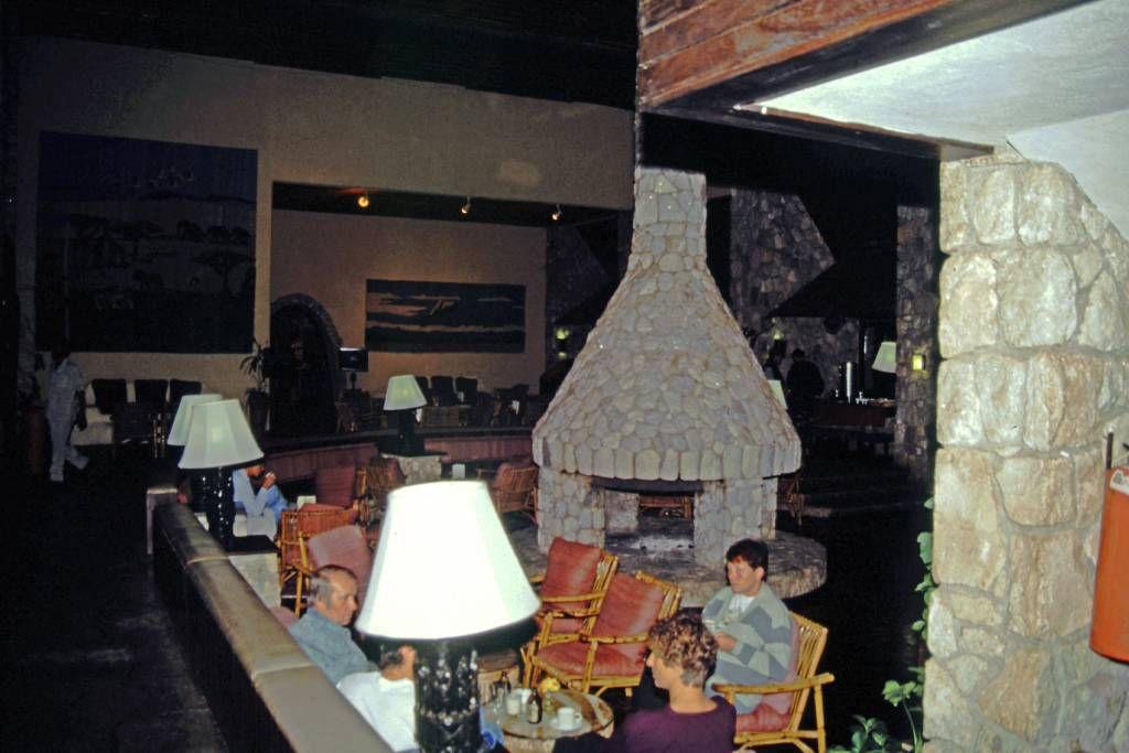 Taita Hills Lodge, Bar