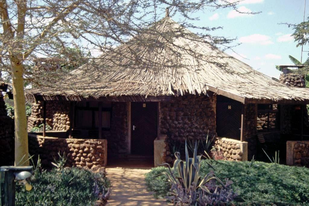 Amboseli Nationalpark, Kilamjaro Buffalo Lodge, Bungalow