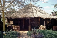 Amboseli Nationalpark, Kilamjaro Buffalo Lodge, Bungalow