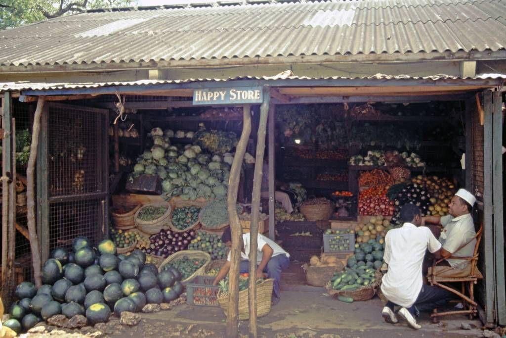Malindi, Markt