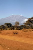 Amboseli Nationalpark, Kilimandscharo