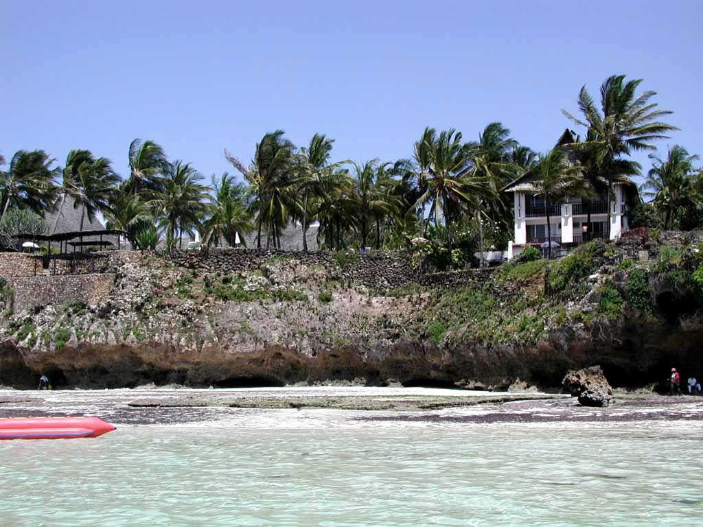 Strand vor dem Bahari Beach