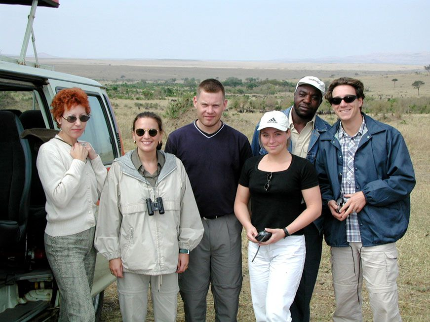 Das Safariteam