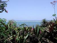 Meeresblick im Bahari Beach Hotel