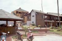 Kolumbien, San Andres, Hotel Decameron San Louis, Erweiterungsbau