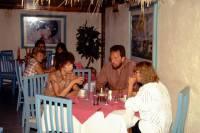 Kolumbien, San Andres, Hotel Decameron San Louis, Restaurant