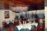 Kolumbien, San Andres, Hotel Decameron San Louis, Panoramarestaurant