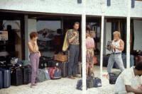Kolumbien, San Andres, Hotel Decameron San Louis, die Abreise