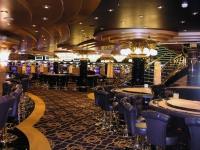 MSC Splendida, Im Kasino