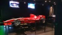 MSC Splendida, Formel 1 Auto