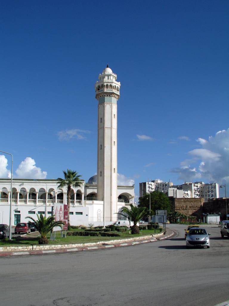 La Goulette, Moschee