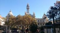 Valencia, Rathaus