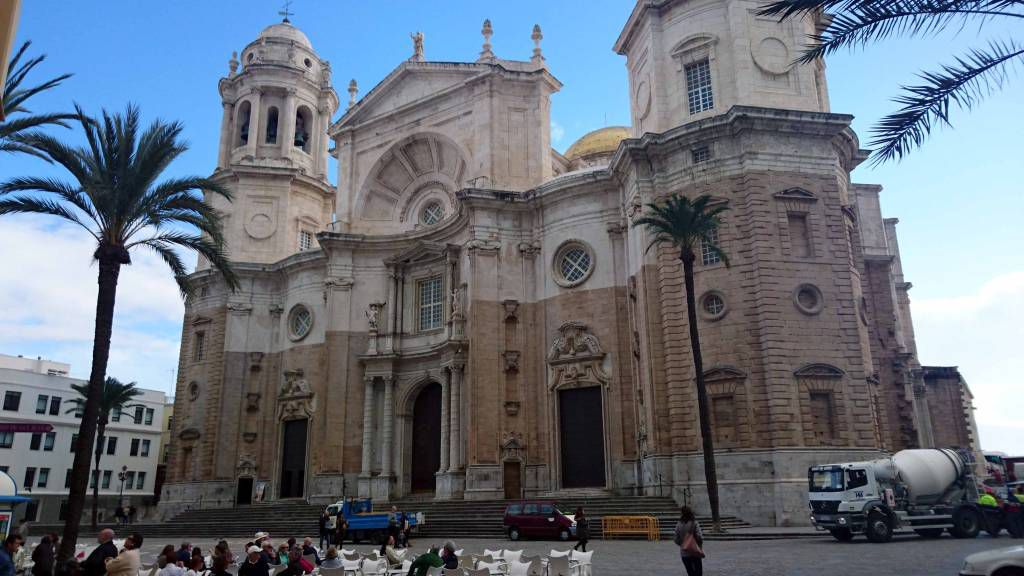 Cadiz, Kathedrale